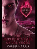 The Supernaturals of Las Vegas Books 1-4
