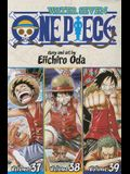 One Piece (Omnibus Edition), Vol. 13, Volume 13: Includes Vols. 37, 38 & 39