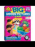 Big Hidden Pictures & More! Workbook