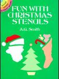 Fun with Christmas Stencils (Dover Stencils)