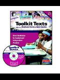 Toolkit Texts, Grades 6-7: Short Nonfiction for Guided and Independent Practice [With CDROM]
