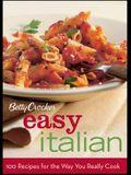 Betty Crocker Easy Italian Groc Ed