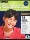 Progress-Monitoring Comprehension Strategy Assessments for Grades 5-6 [With CDROM]