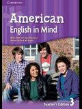 American English in Mind Level 3 Teacher's Edition
