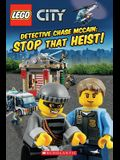 Lego(r) City: Detective Chase McCain: Stop That Heist!