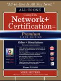 Comptia Network+ Certification All-In-One Exam Guide (Exam N10-006), Premium Sixth Edition with Online Performance-Based Simulations and Video Trainin