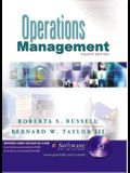 Operations Management and Student CD, Fourth Edition