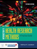 Introduction to Health Research Methods [With Access Code]