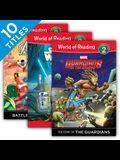 World of Reading Level 2 Set 2 (Set)