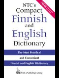 NTC's Compact Finnish and English Dictionary