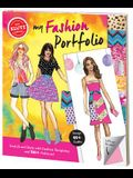 My Fashion Portfolio: Swatch and Style with Fashion Templates and 100+ Patterns