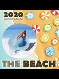 The Beach 2020 Mini Wall Calendar