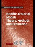 Nonlife Actuarial Models