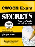 Cwocn Exam Secrets Study Guide: Cwocn Test Review for the Wocncb Certified Wound, Ostomy, and Continence Nurse Exam