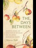 The Days Between: Blessings, Poems, and Directions of the Heart for the Jewish High Holiday Season