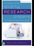 Quality Research Papers: For Students of Religion and Theology