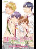 Hana-Kimi (3-In-1 Edition), Vol. 8: Includes Vols. 22, 23 & After School