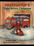 Firefighter's Night Before Christmas