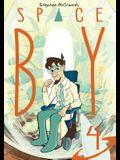 Stephen McCranie's Space Boy Volume 4