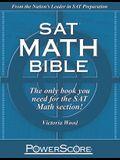 The PowerScore SAT * Math Bible
