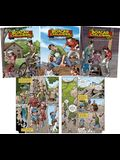 The Boxcar Children Graphic Novels Set 3