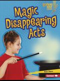 Magic Disappearing Acts
