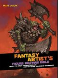 Fantasy Artist's Figure Drawing Bible: Ready-To-Draw Characters and Step-By-Step Rendering Techniques