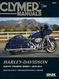 Harley-Davidson Flh/Flt Touring Series 2010-2013