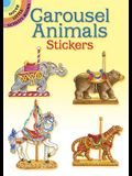 Carousel Animals Stickers