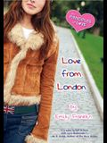 Love from London: The Principles of Love