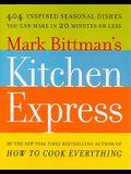 Mark Bittman's Kitchen Express: 404 inspired