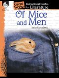 Of Mice and Men: An Instructional Guide for Literature: An Instructional Guide for Literature