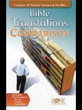 Bible Translations Comparison Pamphlet: Updated