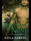 La rivelazione di Noah: per ipovedenti