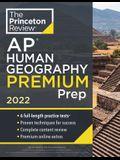 Princeton Review AP Human Geography Premium Prep, 2022: 6 Practice Tests + Complete Content Review + Strategies & Techniques