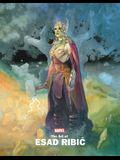 Marvel Monograph: The Art of Esad Ribic