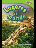 Lugares del Mundo (Places Around the World) (Spanish Version) = Places Around the World