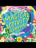 Magical Activity Wall Calendar 2022: Let Your Imagination Be the Star.