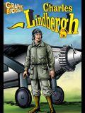 Charles Lindbergh, Graphic Biography (Saddleback Graphic: Biographies)