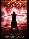 Time Lock: Red Moon science fiction, time travel trilogy Book 3