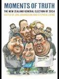 Moments of Truth: The New Zealand General Election of 2014