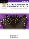 Stephen Sondheim - Broadway Solos: Violin