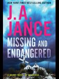 Missing and Endangered: A Brady Novel of Suspense