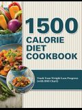 1500 Calorie Diet Cookbook Diet: Track Your Weight Loss Progress (with BMI Chart)