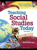 Teaching Social Studies Today 2nd Edition ( Edition 2)