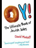 Oy!: The Ultimate Book of Jewish Jokes