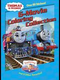 Thomas & Friends 6-Movie Coloring Collection