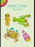 Shellfish Stickers (Dover Little Activity Books)