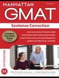 Manhattan GMAT Sentence Correction, Guide 8 [With Web Access]