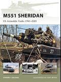 M551 Sheridan: Us Airmobile Tanks 1941-2001